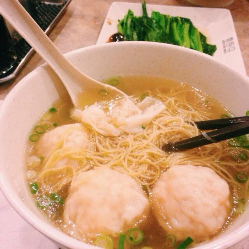 Wonton Chai Noodle in Mississauga, ON