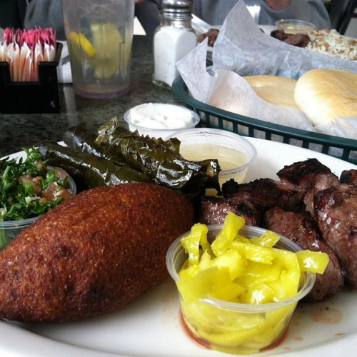 Middle Eastern Food New Castle Pa