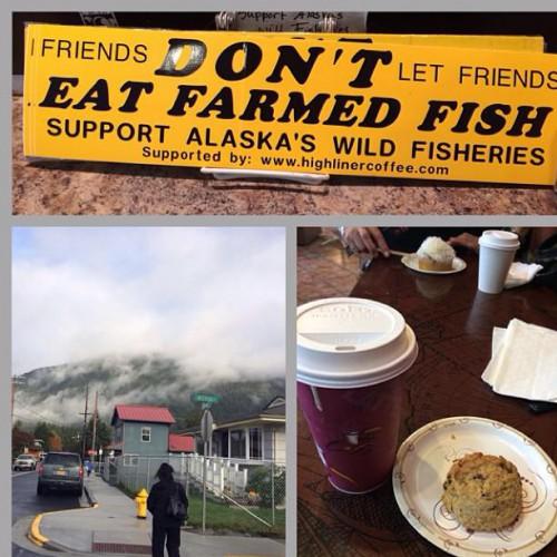 Highliner Coffee In Sitka AK Seward Street Foodiocom - Asian palace sitka