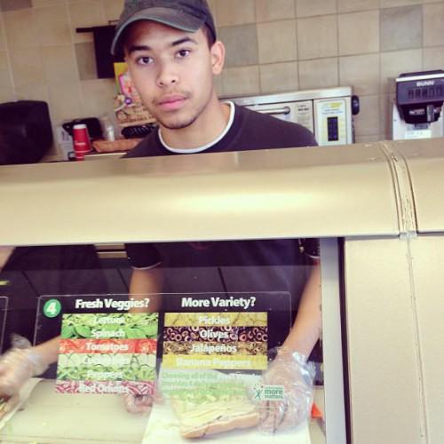 Subway Sandwiches in San Ramon, CA