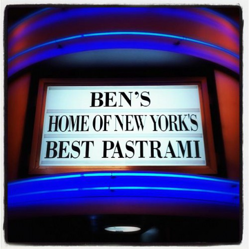 Ben's Deli in Garden City, NY