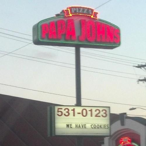 Papa John's Pizza in Charlotte, NC