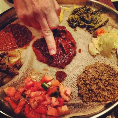 Ethiopian Food In Dc On U Street
