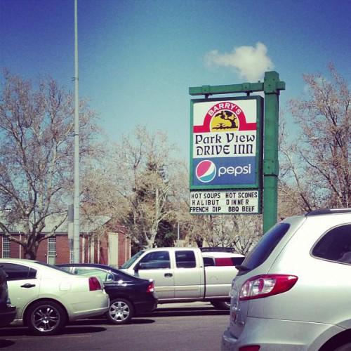 Barry S Parkview Drive Inn In Spanish Fork Ut 115 South Main