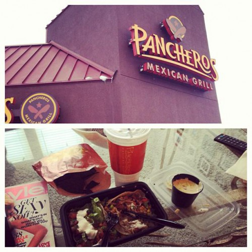 Pancheros Mexican Grill in Kansas City, MO