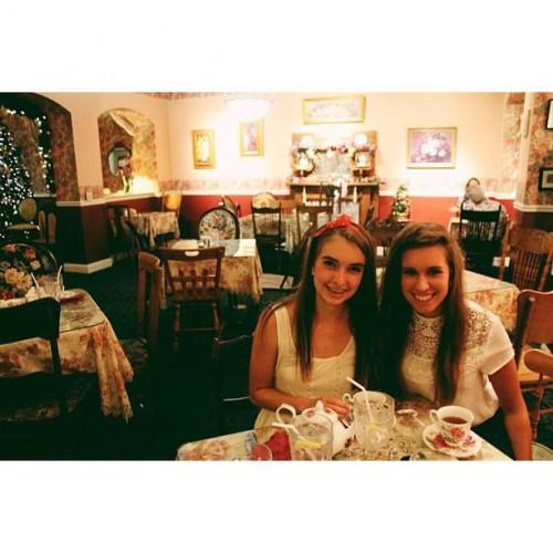 Miss Molly S Tea Room In Medina Oh 140 W Washington St