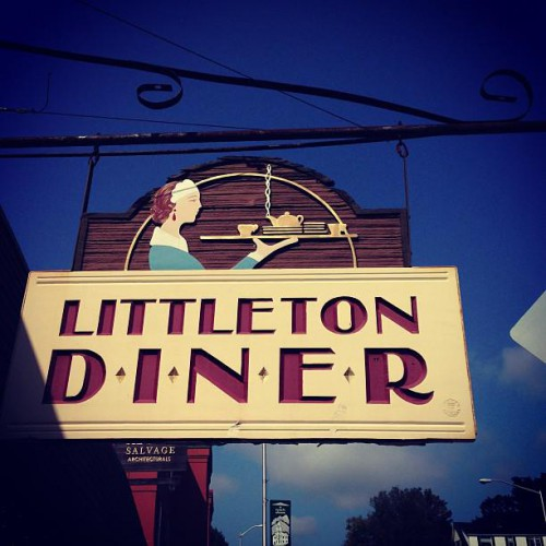 The Littleton Diner in Littleton, NH