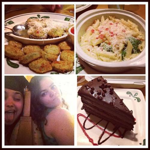 Olive Garden Italian Restaurant In Cincinnati Oh 9654 Colerain Avenue