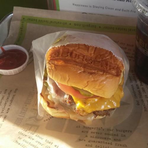 BurgerFi in Raleigh, NC