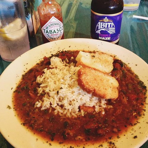 The Cajun Corner in Eufaula, AL