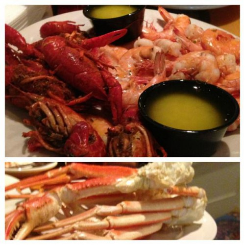 Captain Georges Seafood Restaurant In Williamsburg Va 5363