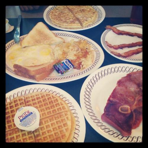 Waffle House in Beaufort, SC