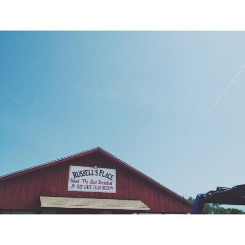 Russell Restaurant Oak Island Nc