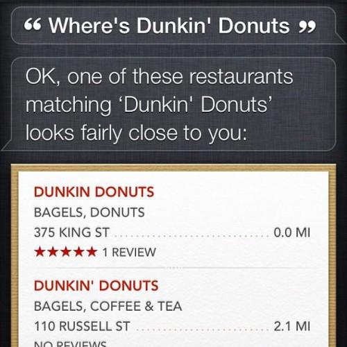 Dunkin Donuts in Northampton, MA