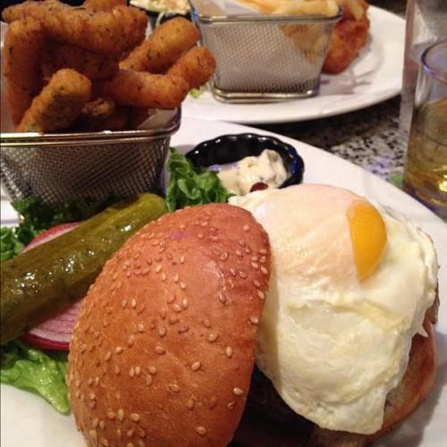 Burger Bar in San Francisco, CA