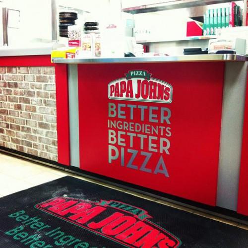 Papa John's Pizza in Winnipeg, MB