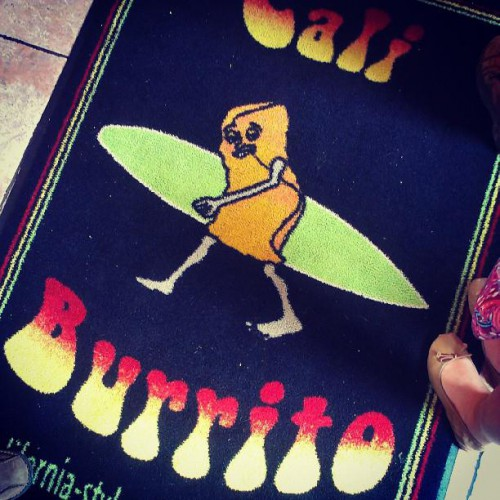 Cali Burrito in Allentown