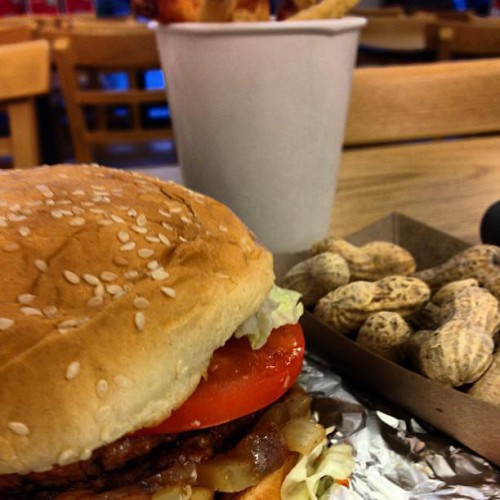 Five Guys Burgers And Fries In Vancouver Wa