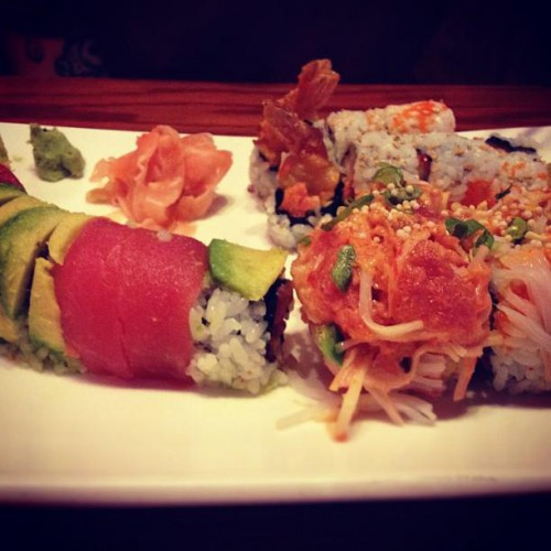 Sushi Coast in Webster, TX