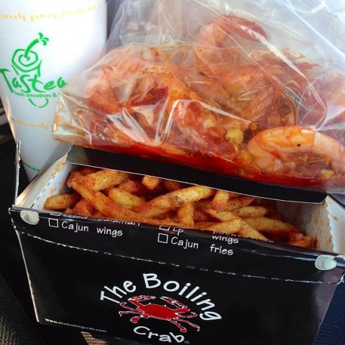 The Boiling Crab Togo In Garden Grove Ca 13892 Brookhurst St Ste B
