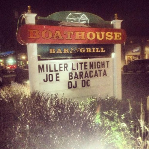 Boathouse Bar & Grill in Belmar, NJ