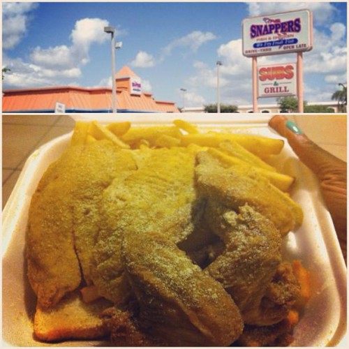 Snappers fish and chicken in miami fl 5330 nw 17th ave for Snappers fish chicken