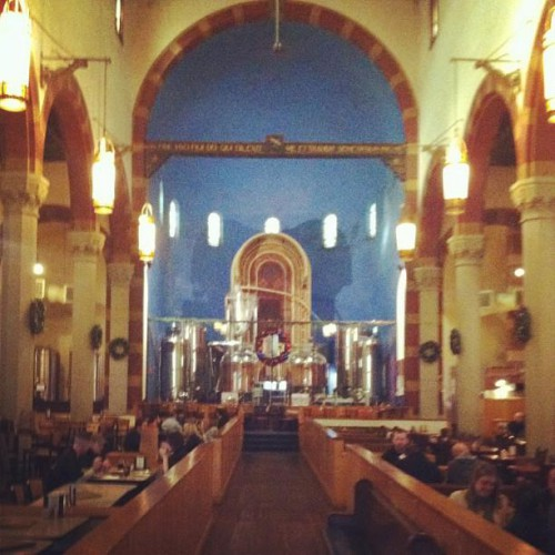 Church Brew Works & Restaurant in Pittsburgh