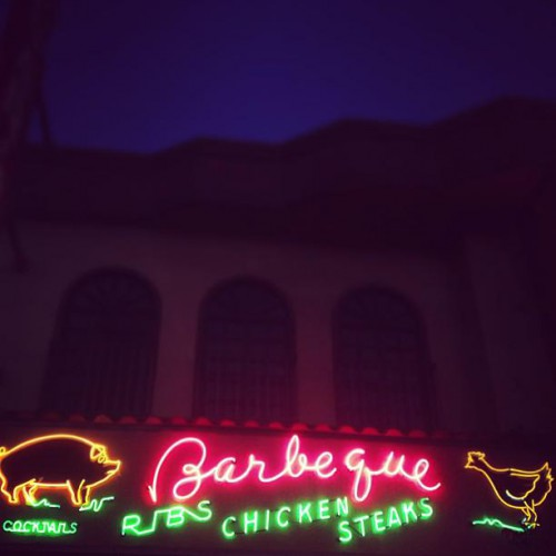 Gus's Barbecue in South Pasadena, CA