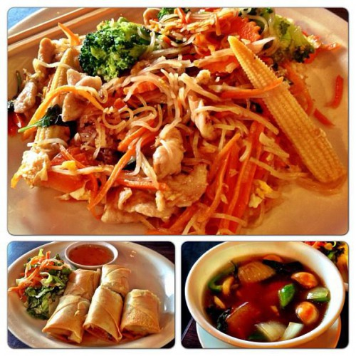 Chaba Thai Cuisine in Beaumont