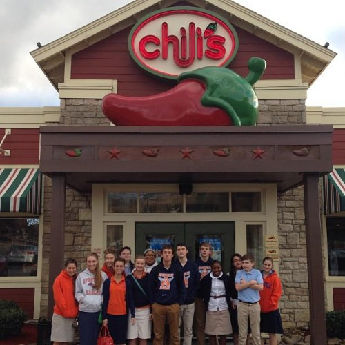 Chili's Bar and Grill in Knoxville, TN