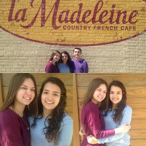 la Madeleine Country French Cafe in Tulsa, OK