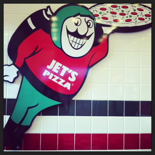 Jet's Pizza in Chesterfield, MI