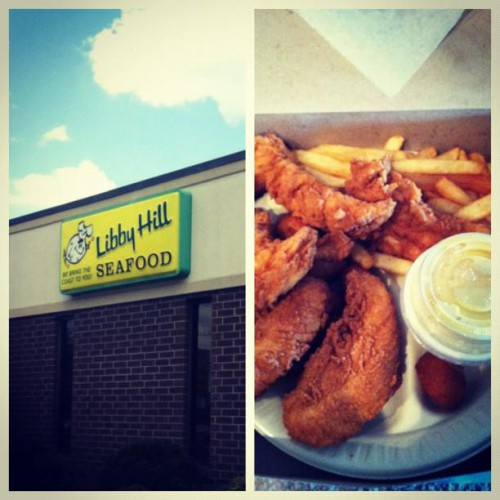 Libby Hill Seafood Restaurants Inc - Number 2 in Greensboro, NC
