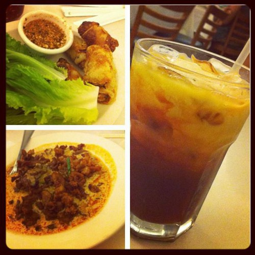 Champa Thai Restaurant Pearl Kai Ping Center In Aiea Hi