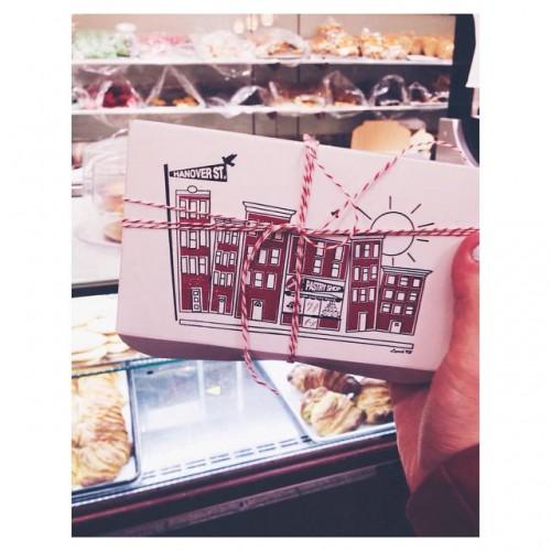 Modern Pastry in Boston, MA
