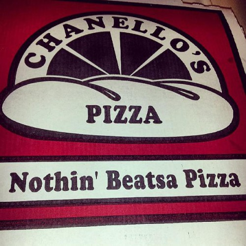 Chanellos Pizza in Richmond, VA