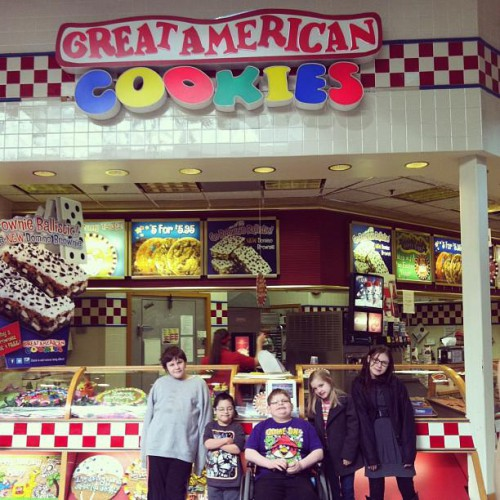 Great American Cookies in Maryville, TN