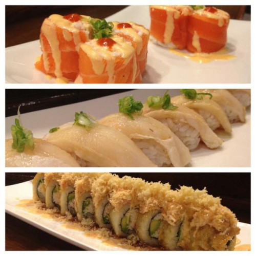 All you can eat sushi - Review of Gin Sushi, Temecula, CA ...