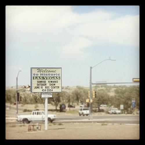 Pancho's Roadside Cafe in Las Vegas, NM