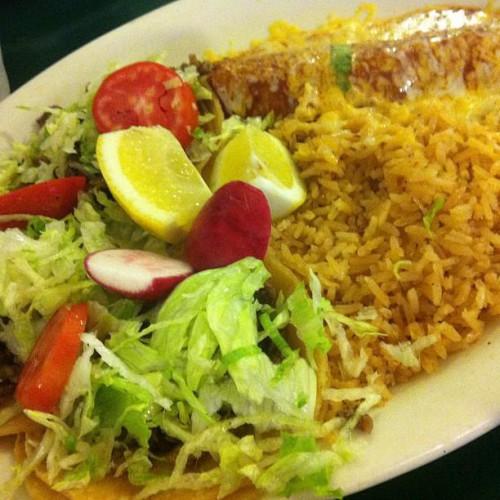 Mexican Food Ventura Avenue