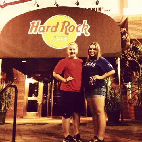 Hard Rock Cafe in Houston, TX