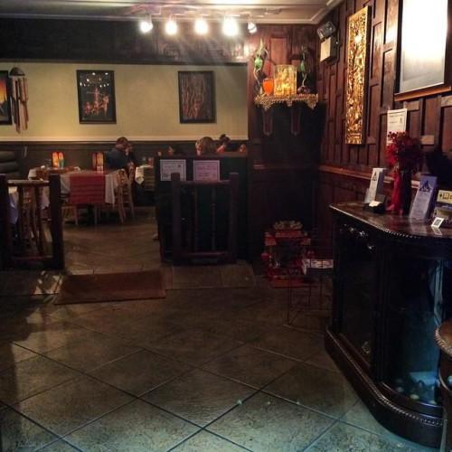 Thai Villa Restaurant In Winter Park Fl 7355 Aloma Avenue