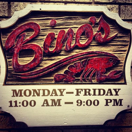 Bino's Seafood Restaurant Inc in Bogalusa, LA