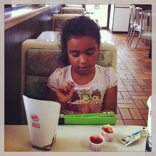 Burger King in Davie, FL