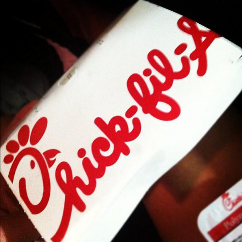 review chick fil a