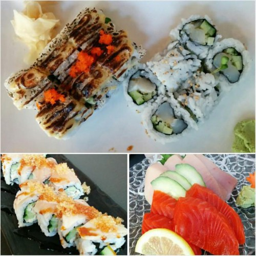 Tsuki Sushi Bar in Vancouver, BC