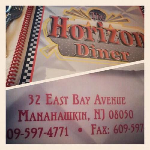 Horizon Diner in Manahawkin, NJ