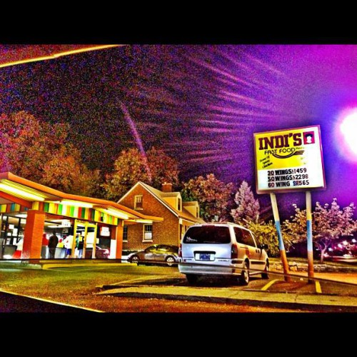 Indi S Fast Food Restaurant In Lexington Ky 670 North Broadway