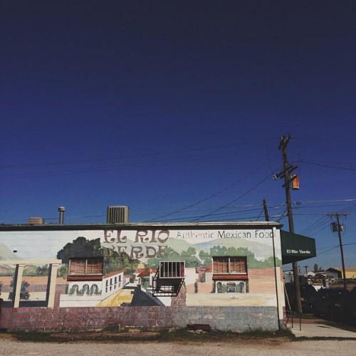 El Rio Verde in Tulsa, OK