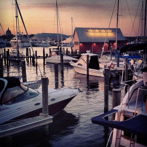 Carrol's Creek Cafe in Annapolis